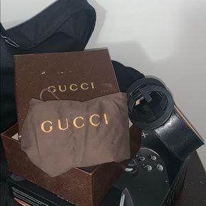 Gucci belt! Size 32-36